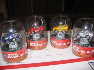Mini Race Cars wireless racing cars RED BLUE