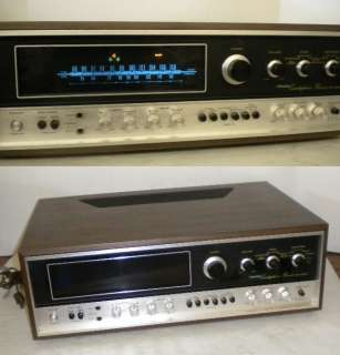 Vintage Pioneer QX 8000 Quad Stereo Receiver ~ Working ~ Nice Wood