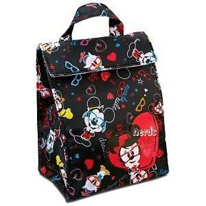 Disney Nerds Collection Mickey & Minnie Mouse Lunch bag