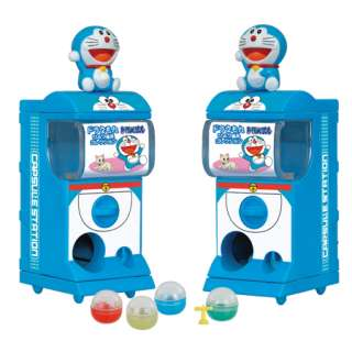 DORAEMON GASHAPON MINI CAPSULE STATION Nobita ANIME