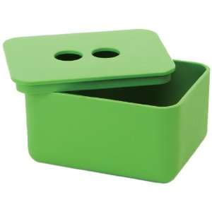 Design Ideas EcoGen Bath Box, Large, Green: Home & Kitchen