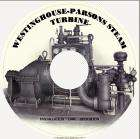 WESTINGHOUSE PARSONS STEAM TURBINE Install Operate CD
