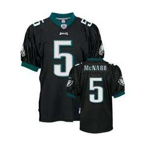 Philadelphia Eagles Donovan McNabb Authentic Black Jersey M/L/XL/XXL