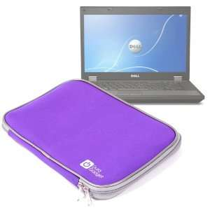 Purple Neoprene Laptop Case For Dell Latitude 15.6 Electronics