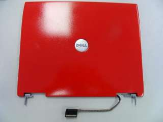 New Dell Latitude D600 Complete LCD Screen IN RED