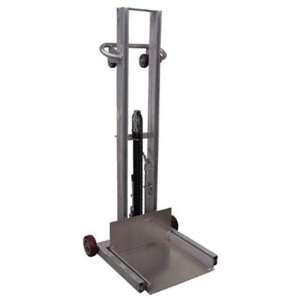 IHS ALLPH 500 FW Foot Pump Low Profile Lite Load Lift, Aluminum, 29 13