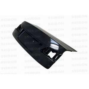 Seibon Carbon Fiber OEM Style Trunk Lid Lexus IS350 06 07