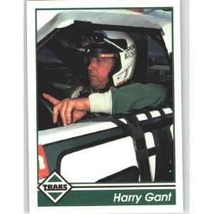 1992 Traks #33 Harry Gant   NASCAR Trading Cards (Racing