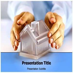 com Property Insurance PowerPoint Templates   Background On Property