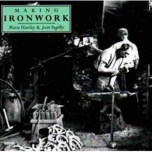 Ironwork (Crafts) (9781858250816): Marie Hartley, Joan Ingilby: Books