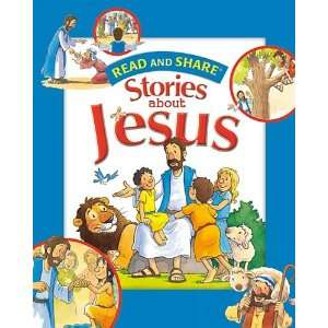 Stories About Jesus (Read and Share (Tommy Nelson)) Gwen Ellis Books