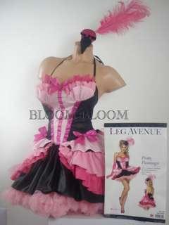 Pretty Flamingo Leg Avenue Halloween Costume S,M,L