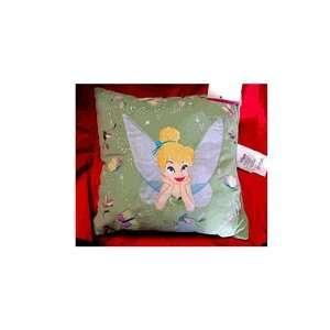 Disney Fairy Princess Tinker Bell Throw Pillow