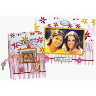 Gift Set   Sisters   Best Friends Picture Frame & Photo