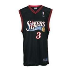 Allen Iverson Jersey   Philadelphia 76ers Allen Iverson #3