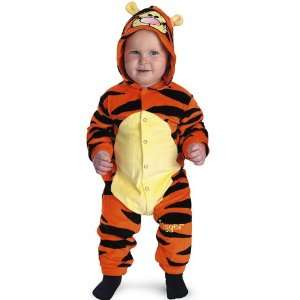 Tiger Costume Baby Infant 12 18 Month Cute Halloween 2011