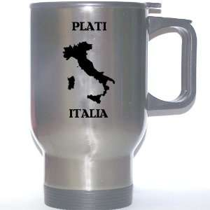 Italy (Italia)   PLATI Stainless Steel Mug: Everything