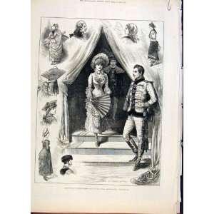 Quadrille Party Fancy Dress Ball Royal Albert Hall 1882