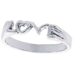 Sterling Silver Wedding & Engagement Ring Ladies Ring For Women ( Size