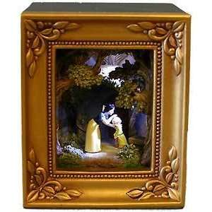 Disney Gallery of Light Snow White Kissing Dopey