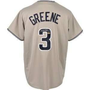 Khalil Greene Autographed Jersey  Details San Diego Padres, Majestic