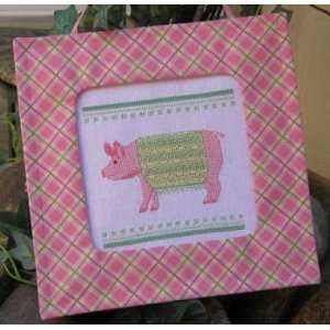 Pig in a Blanket   Cross Stitch Pattern: Arts, Crafts & Sewing