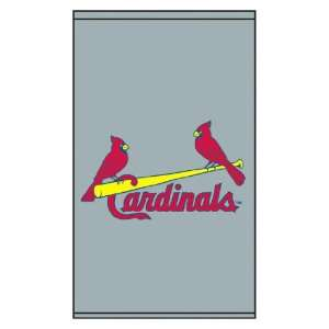 Shades MLB St. Louis Cardinals Jersey Logo   Grey