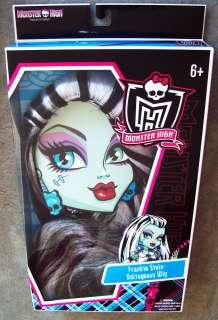 Monster High Frankie Stein Voltageaus WIG Costume Hair
