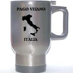 Italy (Italia)   PAGO VEIANO Stainless Steel Mug