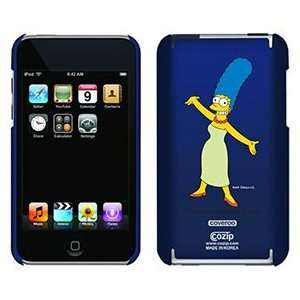 Marge Simpson on iPod Touch 2G 3G CoZip Case Electronics