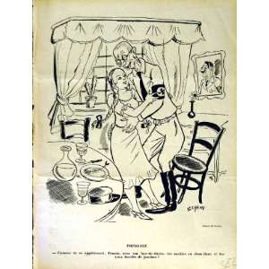 LE RIRE (THE LAUGH) FRENCH HUMOR MAGAZINE WAR GERMANY: Home & Kitchen
