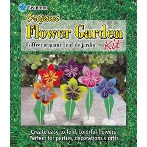 Origami Flower Garden Kit Arts, Crafts & Sewing