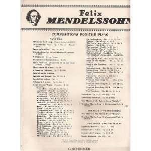 Mendelssohn: Wedding March from A Midsummer Nights Dream