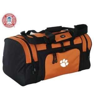 Luggage Clemson Tigers Orange Sport Duffle Bag