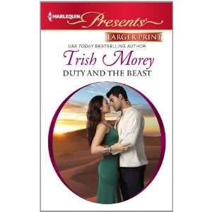 Harlequin Presents (Larger Print)) (9780373238576): Trish Morey: Books