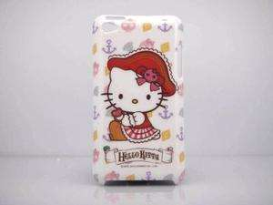 Hello Kitty Hard Shell Case Cover for ipod touch 4th 4 Gen