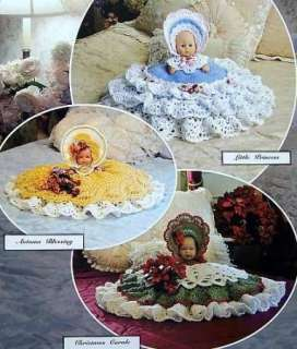 Crochet Bed Doll Babies Annie Potter Presents