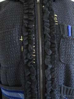Desigual Womens CRAFTY Jackets Coats Size 38 40 44