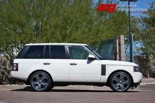 Range Rover Sport Wheels 22 FORT/Eurosport MANCHESTER