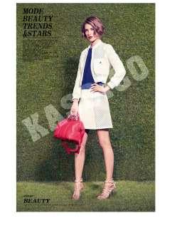 New Synthetic Leather Gossip Girl Boston Crossbody Shoulder Bag 6