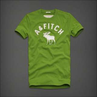 NEW Abercrombie & Fitch Mens Graphic Tee Shirt M L XXL NEW WITH TAG