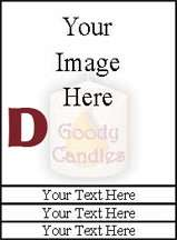 Goody Candles Photo Candles Personalized Custom Candles