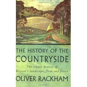 Landscape, Flora and Fauna (9781842124406): Oliver Rackham: Books