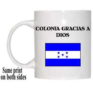 Honduras   COLONIA GRACIAS A DIOS Mug: Everything Else