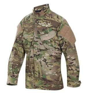MULTICAM XTREME TRU SPEC TAC Response Uniform Shirt 690104308838