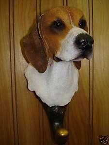 Ducks Unlimited Beagle Dog Wall Hangup Hook New NW163