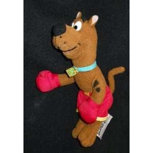 Hanna Barbera * Boxing Scooby Doo * Plush