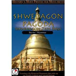 Treasures SHWEDAGON PAGODA Shwedagon Zedi Daw Myanmar: Movies & TV