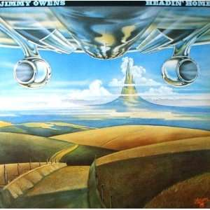 Headin Home [Vinly LP]: Jimmy Owens: Music