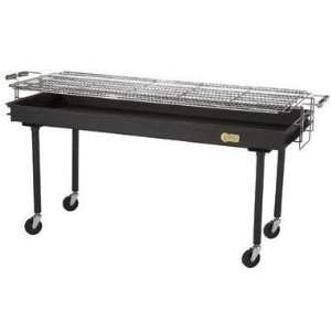 Crown Verity Charcoal Grill in Black Patio, Lawn & Garden